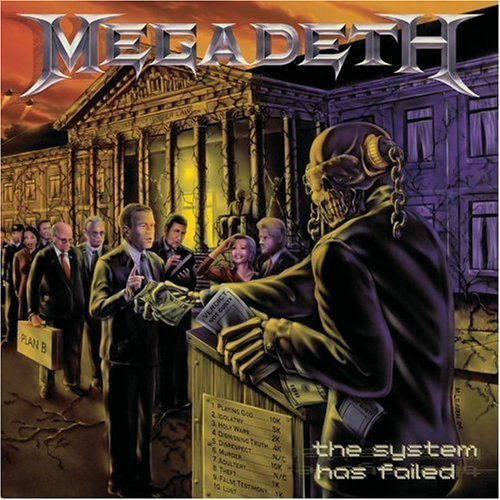 Megadeth - 'The System Has Failed' Remastered Review